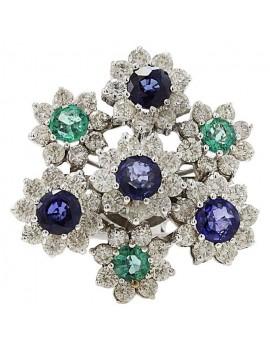 Margherita Retro Ring