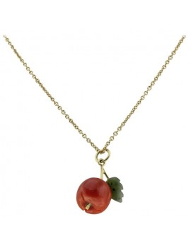 Juicy Apple Necklace