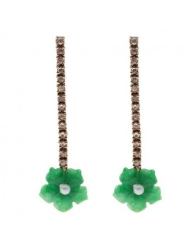 Fluttering Daisy Earrings