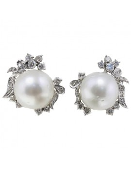 Pearls Australian Earrings
