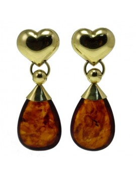 Romantic Hearts Earrings