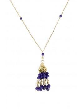PonPon Purple Nicklace