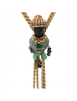 Moretto Necklace