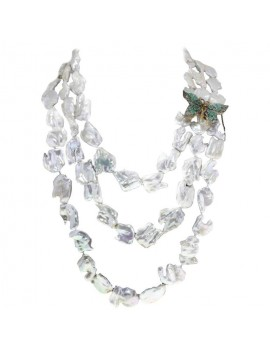 Pearls Natural Necklace