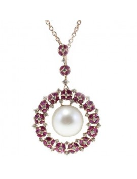 Pearl Romantic Necklace