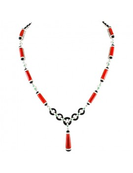 Coral Rubrum Necklace