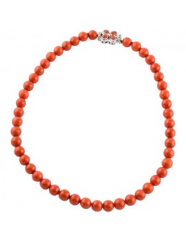 Coral Natural Necklace