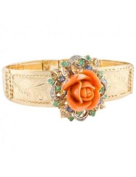 Flower Retro Bracelet