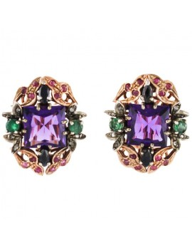Amethyst Delights Earrings