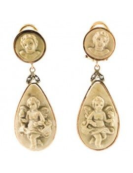 Cherubs Earrings