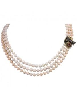 Romantic Coral Necklace
