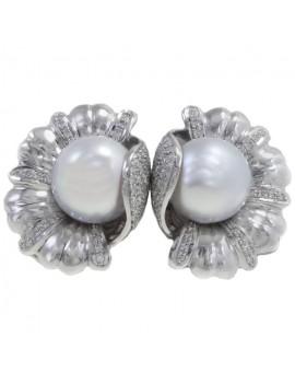 Heart of Pearl Earrings