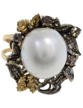 Pearl Australian Ring