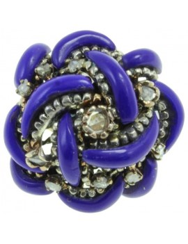 Double Woven Ring