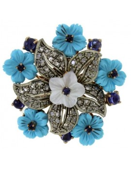 Not Forget Me Ring