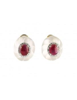 Buttons Precious Earrings