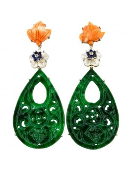 Earrings Fiore