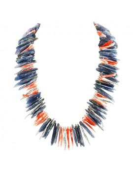 Fragments Sea necklace
