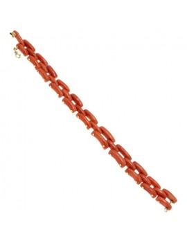 Mesh of Coral Bracelet