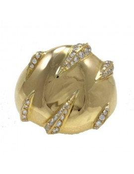 Dome Cartier Ring