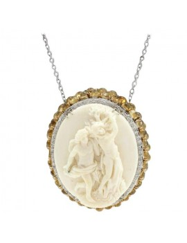 Apollo and Dafne Necklace
