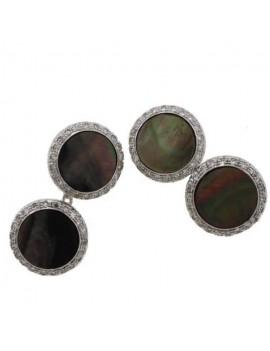 Opals Cufflinks