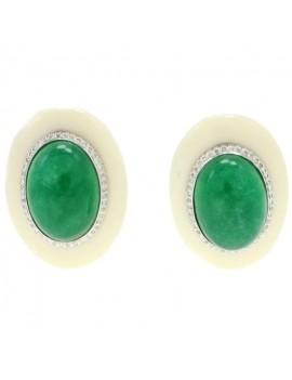 Jade Malaysia Earrings