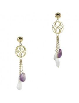 Spheres Earrings