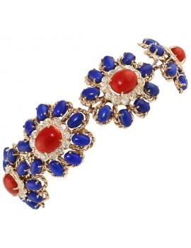 Flowered Bracelet