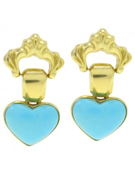 Hearts Romantic Earrings