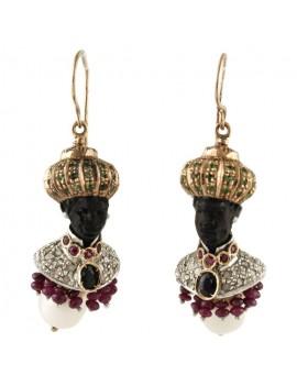 Moretto Earrings