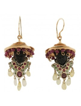 Moretti Earrings