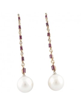 Australian Pearl Earrings