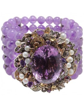 Romantic Pearls Bracelet
