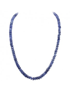 Romantic Kyanite Necklace