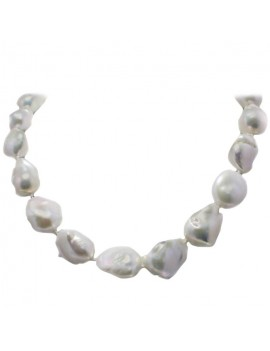 Baroque Pearls Necklace